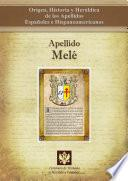 libro Apellido Melé