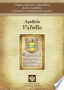 libro Apellido Pañella