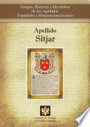 libro Apellido Sitjar