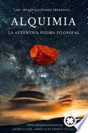 libro Alquimia La Autentica Piedra Filosofal