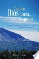 libro Cuando Dios Llama...responde