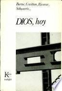 libro Dios, Hoy