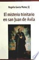 libro El Misterio Trinitario En San Juan De Ávila
