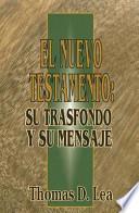 libro El Nuevo Testamento