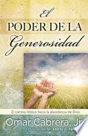 libro El Poder De La Generosidad/ Power Of Generosity, The