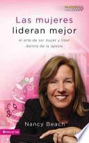 libro Las Mujeres Lideran Mejor
