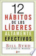 libro Los 12 Habitos De Los Lideres Altamente Efectivos