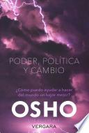 libro Poder, Politica Y Cambio