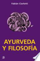 libro Ayurveda Y Filosofía