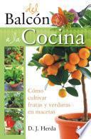 libro Del Balcón A La Cocina