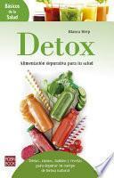 libro Detox: Alimentación Depurativa Para Tu Salud
