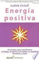 libro Energía Positiva