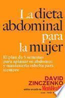 libro La Dieta Abdominal Para La Mujer