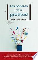 libro Los Poderes De La Gratitud