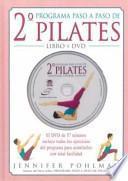 libro Segundo Programa Paso A Paso De Pilates. Libro + Dvd
