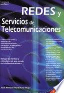 libro Redes Y Servicios De Telecomunicaciones