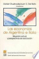 libro Las Economías De Argentina E Italia