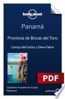 libro Panamá 1_8. Provincia De Bocas Del Toro